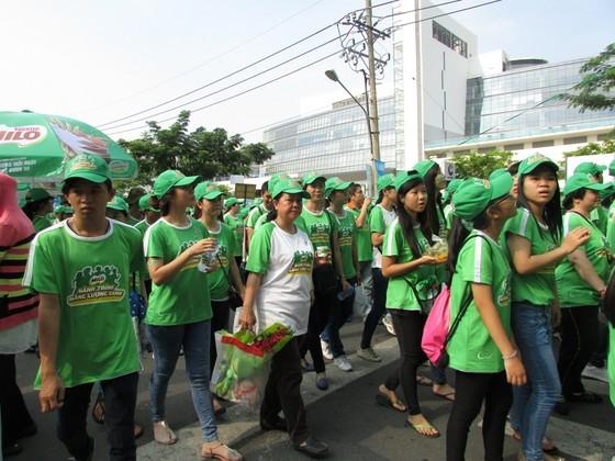 10.000 người đi bộ gây quỹ phát triển thể thao học đường ảnh 1
