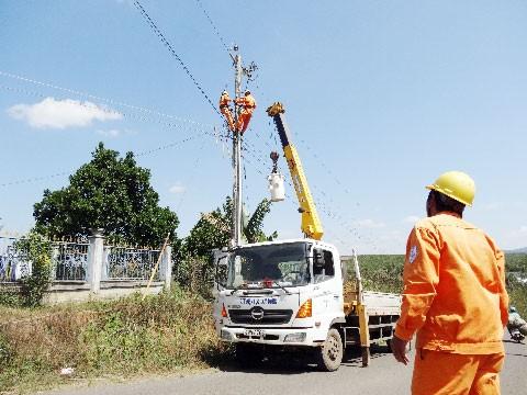 EVN SPC đảm bảo điện trên toàn địa bàn ảnh 2