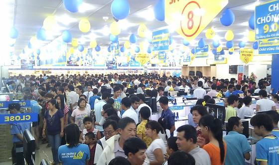 Dienmay.com khai trương 2 siêu thị mới ảnh 1