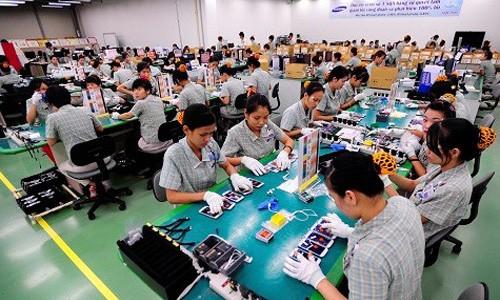 DN Việt học được ít từ khu vực FDI ảnh 1