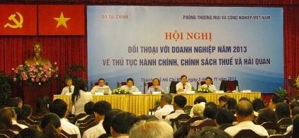TPHCM: 600 DN đối thoại cơ quan thuế, hải quan ảnh 1