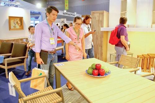 XK đồ gỗ: Đẩy mạnh thị trường Trung Quốc ảnh 1