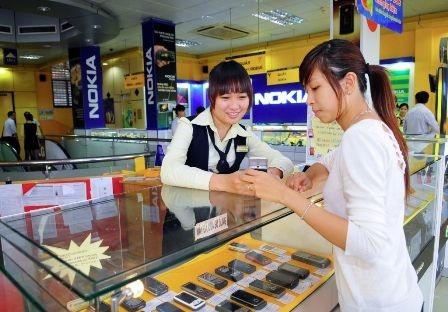Việt Nam chi hàng tỷ USD nhập điện thoại ảnh 1