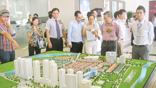 Cuộc sống hiện đại tại Him Lam Riverside ảnh 1