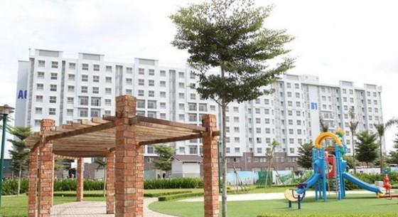 TPHCM xây 8.000 căn hộ giá rẻ ảnh 1