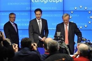 Eurogroup: Cứu trợ Cyprus, Hy Lạp, Ireland ảnh 1