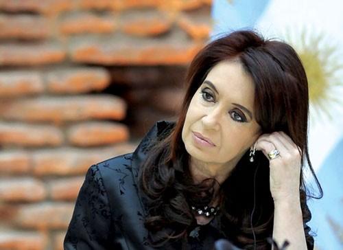 Cristina Fernandez - Bài tango một mình ảnh 1