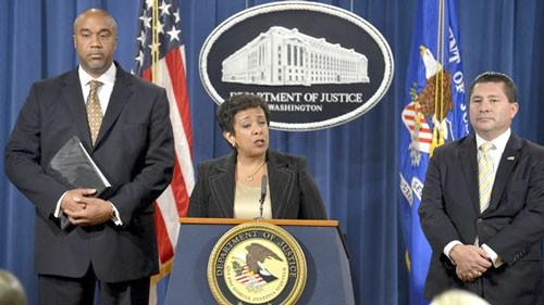Hoa Kỳ truy tố thêm 16 quan chức FIFA ảnh 1
