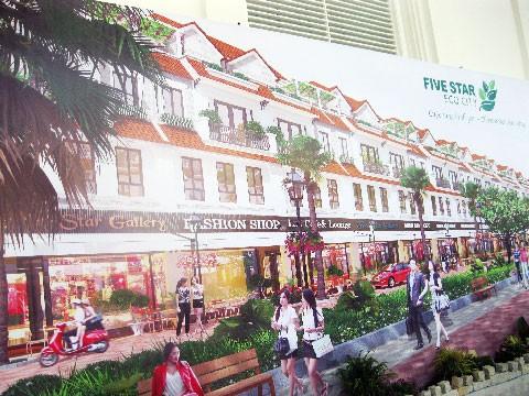 Mở bán dự án Five Star Eco City ảnh 2