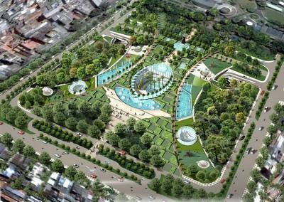 TPHCM: 2.500 tỷ đồng xây 2 bãi đậu xe ngầm ảnh 1