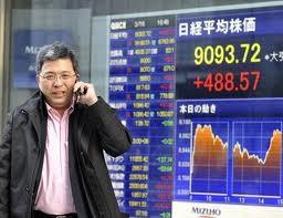 TTCK châu Á 10-5: Nikkei hồi phục ảnh 1