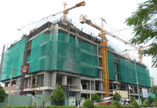 TPHCM cấu trúc lại dự án bất động sản ảnh 1