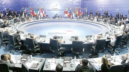 G20 đối đầu thách thức ảnh 1