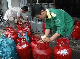 Giá gas bán lẻ lập kỷ lục ảnh 1