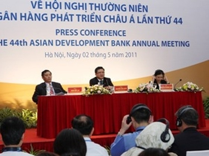 3.600 đại biểu tham dự Hội nghị ADB lần thứ 44 ảnh 1