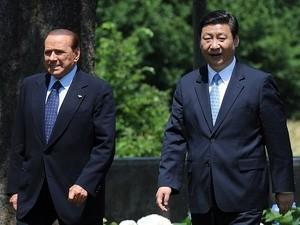 Italia - Trung Quốc: 3 tỷ USD hợp tác kinh tế ảnh 1