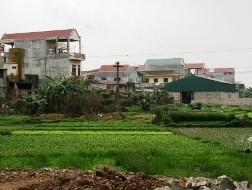 Hà Nội: Loạn giá đất trục Tây Thăng Long ảnh 1