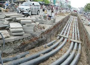 TPHCM: 14 ngàn tỷ đồng ngầm hóa lưới điện ảnh 1