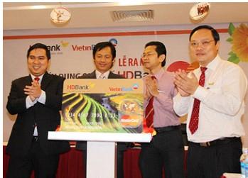 Ra mắt thẻ tín dụng HDBank - VietinBank ảnh 1