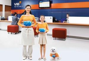 VIB nhận giải thưởng Doanh nghiệp dịch vụ tốt nhất 2011 ảnh 1