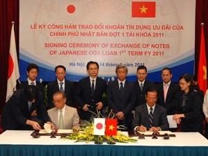 Nhật Bản cam kết không cắt giảm ODA cho VN ảnh 2