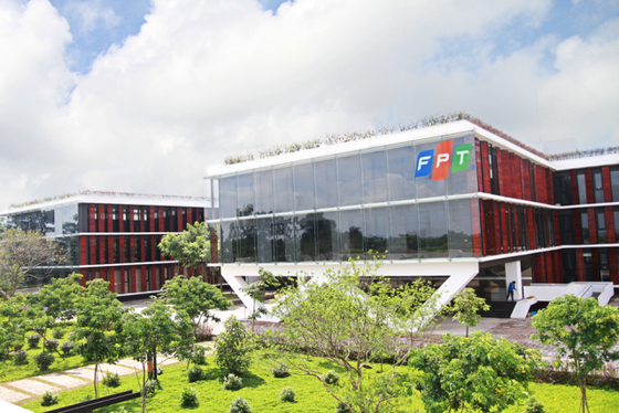 5 tháng, FPT lãi trước thuế 1.117 tỷ đồng ảnh 1