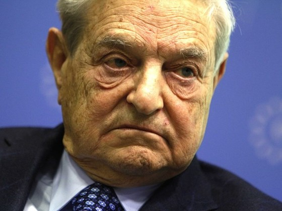 """Soros cảnh báo EU """"đang tan rã"""" ảnh 1"""