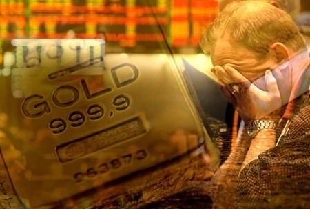 Giá vàng xuống dưới 1.300USD/ounce ảnh 1