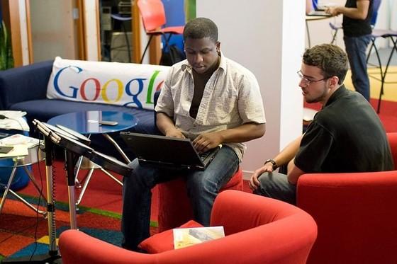 Những điều kinh khủng khi làm việc tại Google ảnh 1