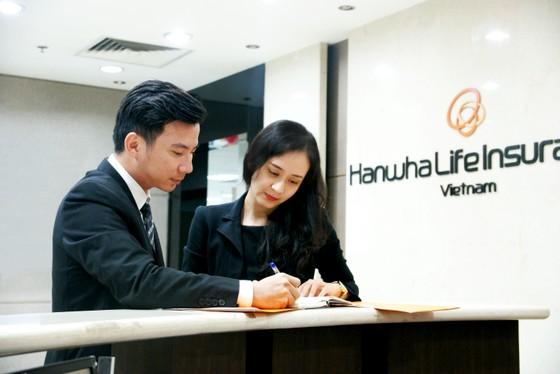 Hanwha Life Việt Nam tăng trưởng 59% doanh thu ảnh 1
