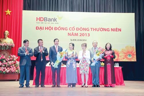 HDBank ổn định sau sáp nhập ảnh 1