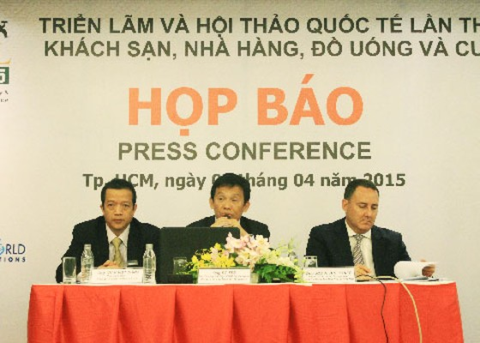 353 đơn vị tham gia Triển lãm Food&Hotel Vietnam ảnh 1