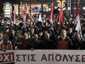 Hy Lạp kỳ vọng đạt thỏa thuận giảm nợ ảnh 1