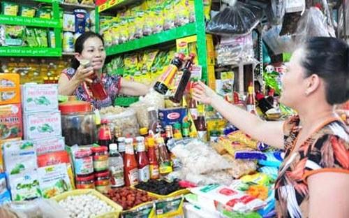 Hà Nội: CPI tháng 6 tăng trở lại ảnh 1