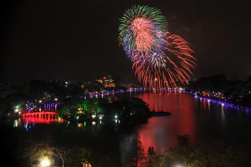 Cả nước nô nức đón chào năm mới Nhâm Thìn ảnh 3