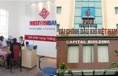 Phê duyệt đề án hợp nhất Westernbank và PVFC ảnh 1