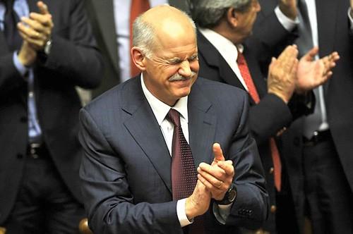 Thủ tướng Hy Lạp - Nước cờ sinh tử ảnh 1