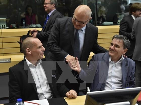 EU vẫn quyết giữ Hy Lạp trong Eurozone ảnh 1
