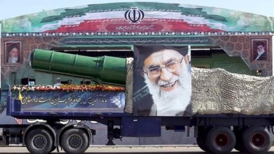 Hoa Kỳ áp thêm lệnh trừng phạt Iran ảnh 1