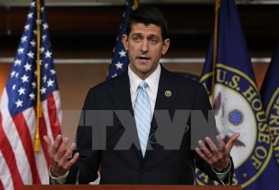 Paul Ryan đắc cử Chủ tịch Hạ viện Hoa Kỳ ảnh 1