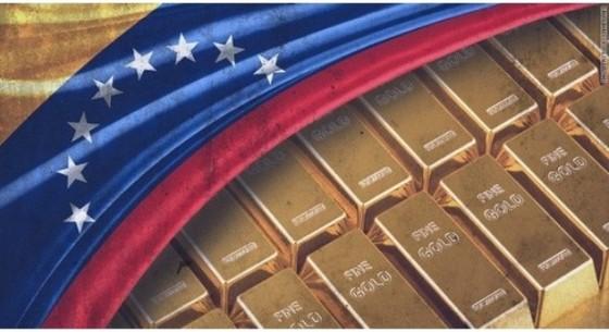 Hết tiền, Venezuela phải bán vàng trả nợ ảnh 1