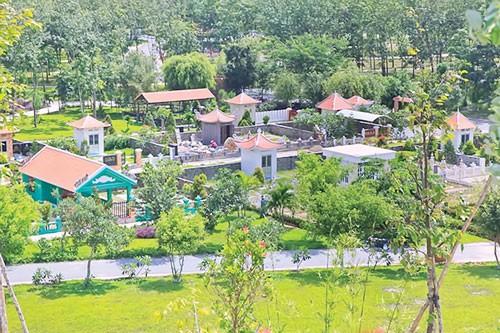 TPHCM: Phát triển công viên nghĩa trang ảnh 1