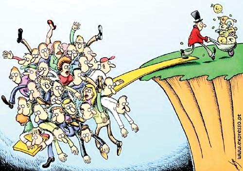 """""""Khủng bố"""" tài chính (kỳ 2): Cuộc khủng hoảng thứ 3 ảnh 1"""