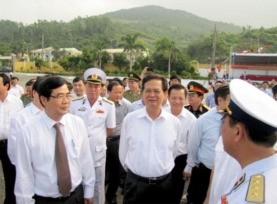 Thành lập lực lượng Kiểm ngư Việt Nam ảnh 1