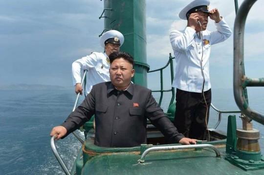 "Kim Jong-un ""ở ẩn"" ảnh 1"