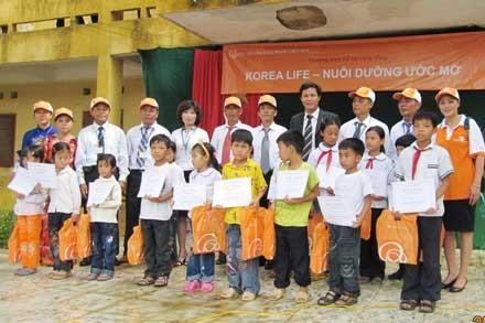 Korea Life Vietnam xếp thứ 7 thị phần BHNT ảnh 1