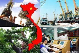 HSBC dự báo tăng trưởng kinh tế VN 5,1% ảnh 1