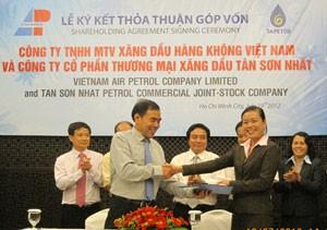 VINAPCO góp vốn xây dựng hệ thống nạp nhiên liệu ảnh 1