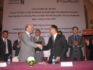 Cung cấp dịch vụ cho Quỹ phúc lợi VinaWealth ảnh 1