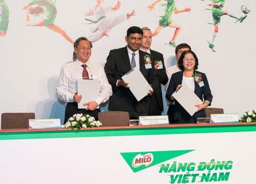 Nestlé Việt Nam tham gia đề án 641 ảnh 1